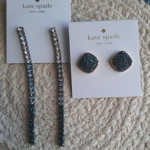 Kate Spade earrings bundle